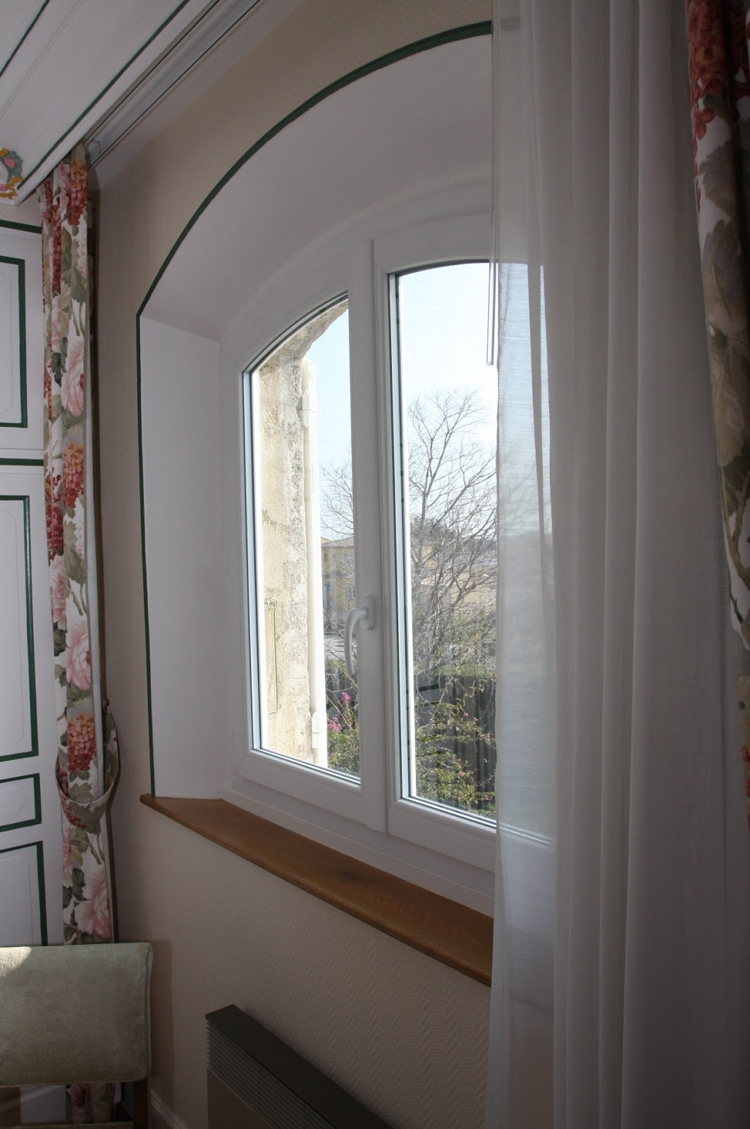 Fenêtre PVC Solliès