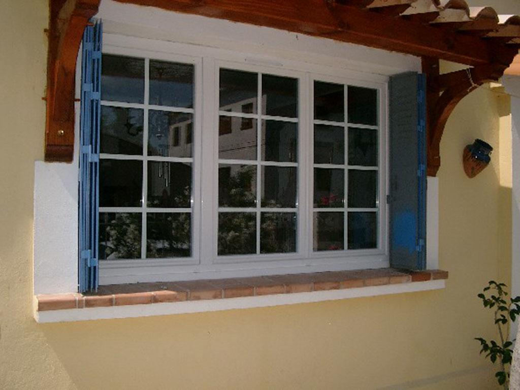 Fenêtre PVC La Crau