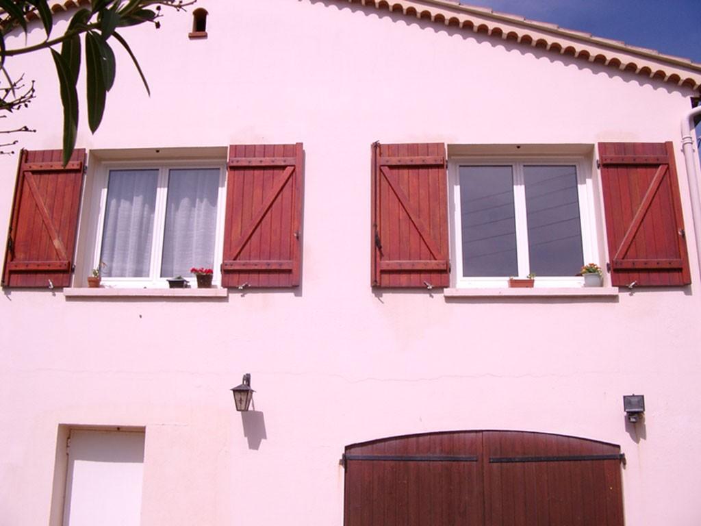 Fenêtre aluminium la crau