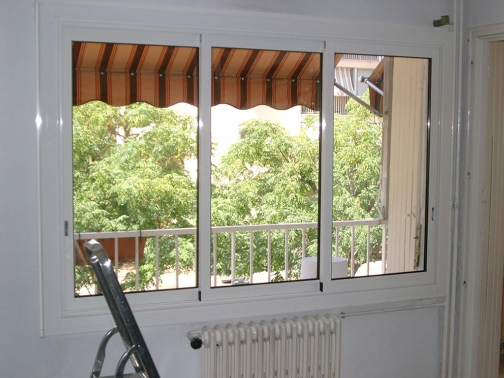 Fenêtre aluminium La Farlède