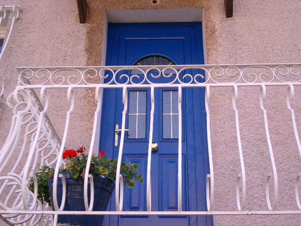 Porte d'entrée Carnoules