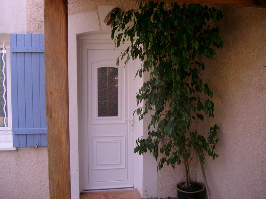 Porte d'entrée le Beausset
