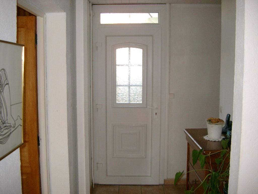 Porte d'entrée Rocbaron