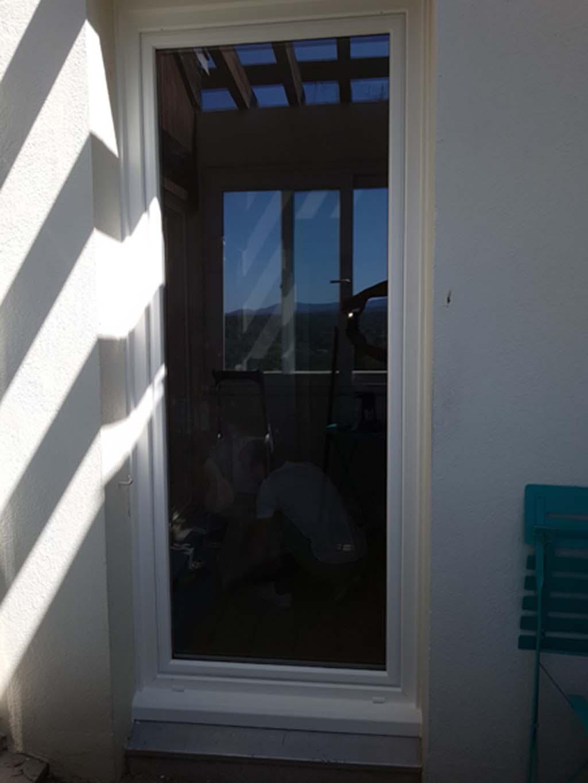 fenêtre rénovée à Toulon