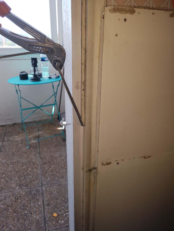 Enlevement des joints de fenêtre à Toulon